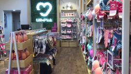 Lili Pink abrió nuevas tiendas de ropa interior para dama en Guatemala