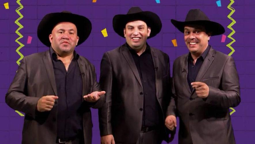 Convivio con Los 3 Huitecos en Applebee's Majadas | Diciembre 2018