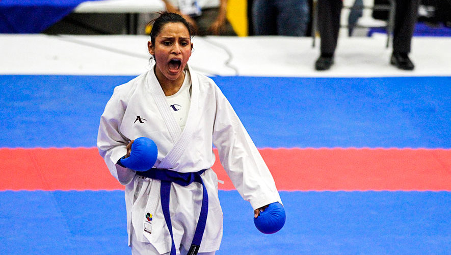 Los mejores karatecas de Guatemala del 2018