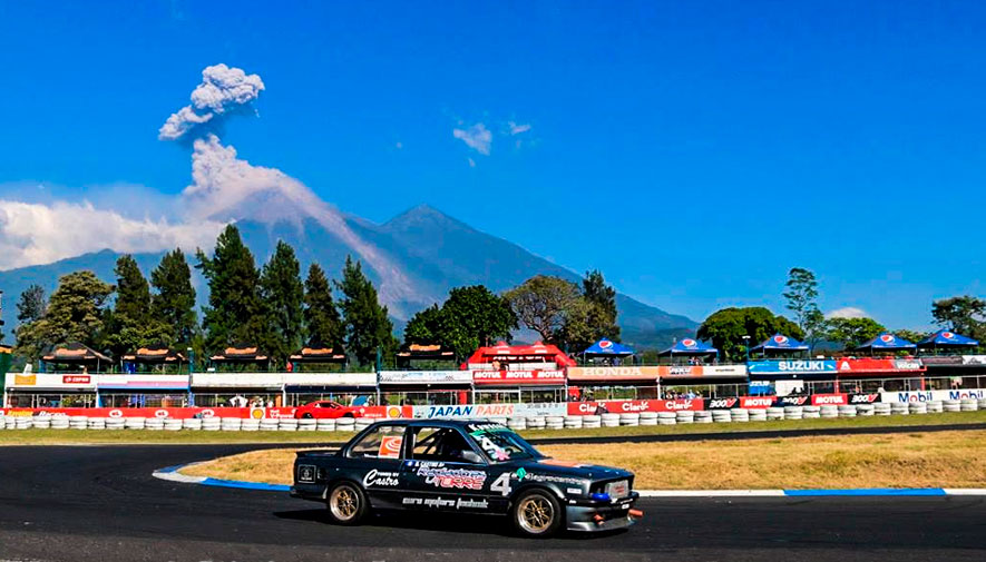 Los mejores pilotos de automovilismo de Guatemala en el 2018