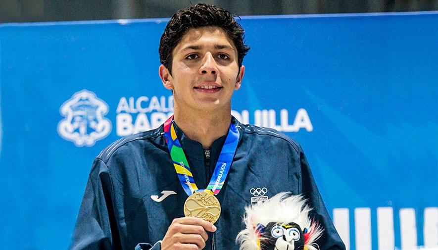 Los nadadores más destacados de Guatemala en el 2018