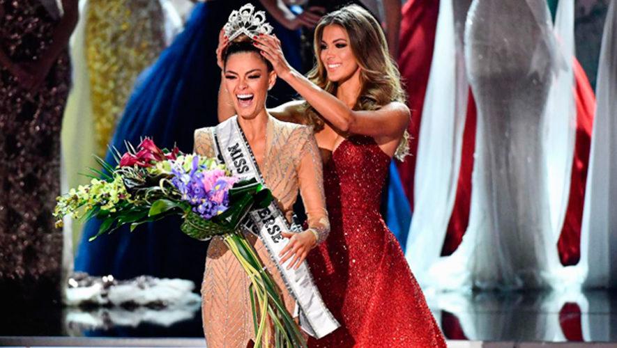 Miss Universo 2018 Transmisión en vivo para Guatemala