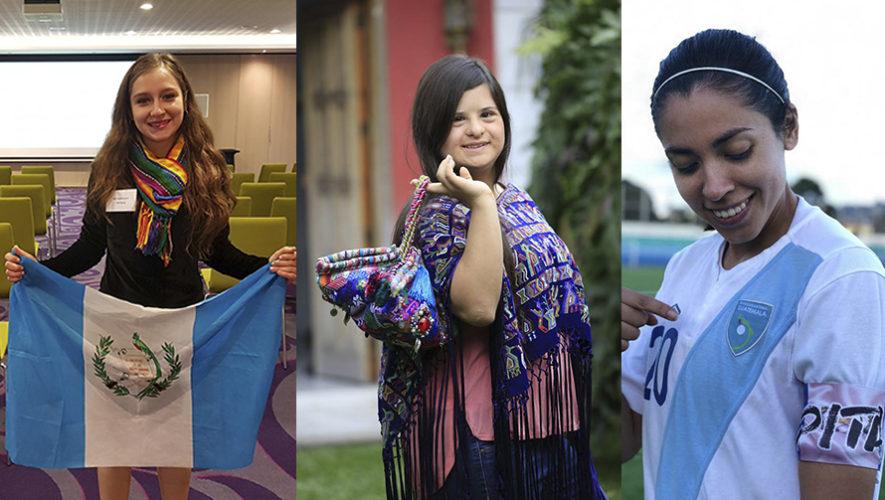 Mujeres inspiradoras que han enorgullecido a Guatemala