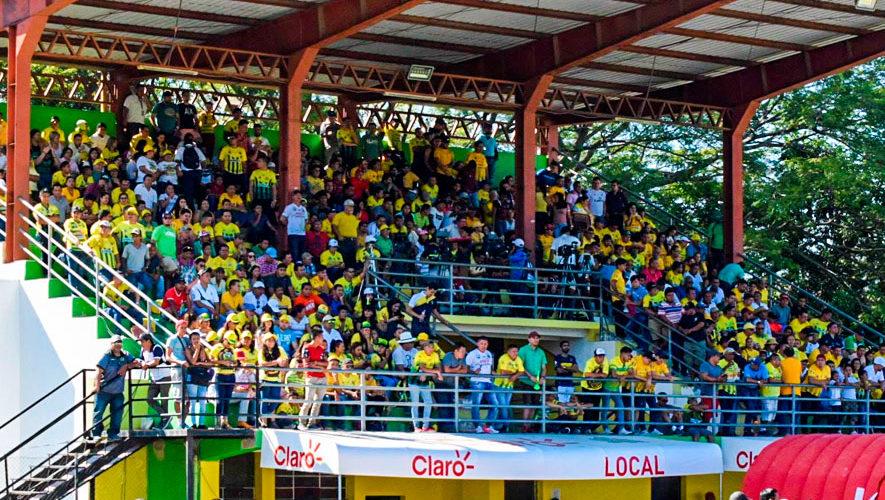 Partido de vuelta Guastatoya y Comunicaciones, final del Torneo Apertura | Diciembre 2018
