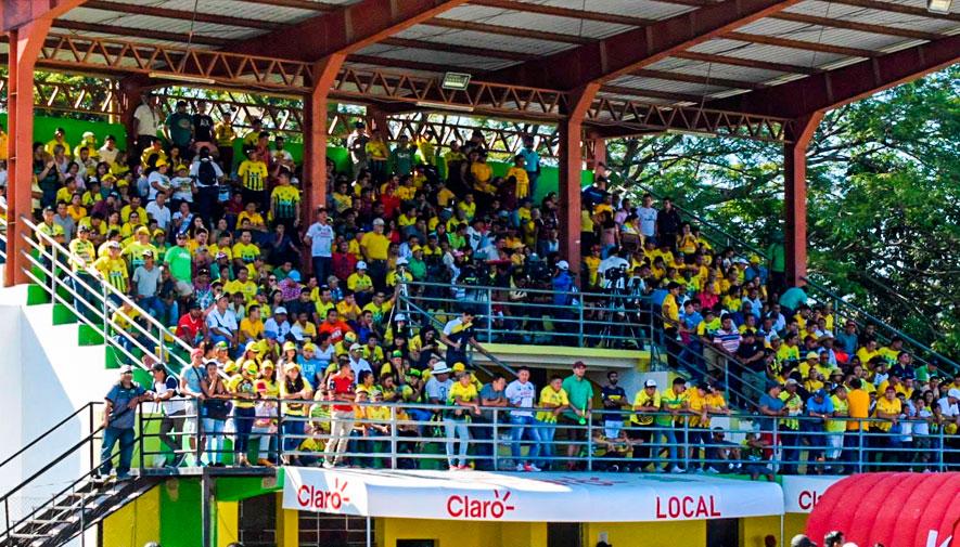 Partido de vuelta Guastatoya y Comunicaciones, final del Torneo Apertura