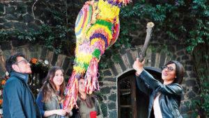 Posada mexicana en Las Flautas | Diciembre 2018