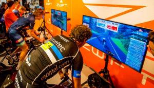 Primer Campeonato de Ciclismo Virtual de Ruta Swift-Tacx | Diciembre 2018