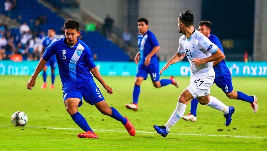 Próximos partidos amistosos de la selección de Guatemala: marzo 2019