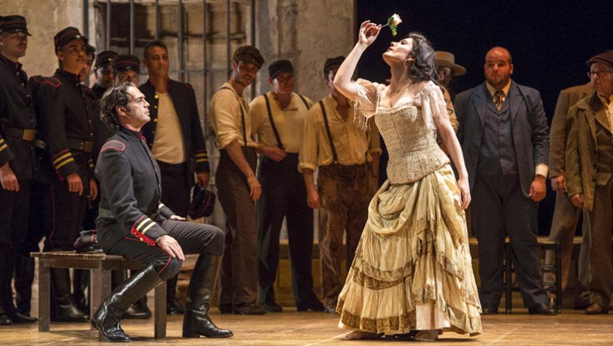 Proyección en vivo de la ópera La Traviata en Guatemala | Diciembre 2018