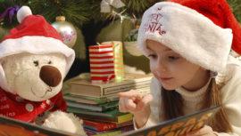 ¿Qué regalos darle a un niño esta Navidad?