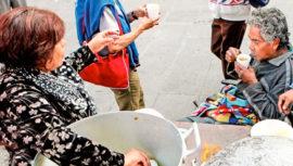 Recaudarán tamales y ponche para las personas en situación de calle, Ciudad de Guatemala