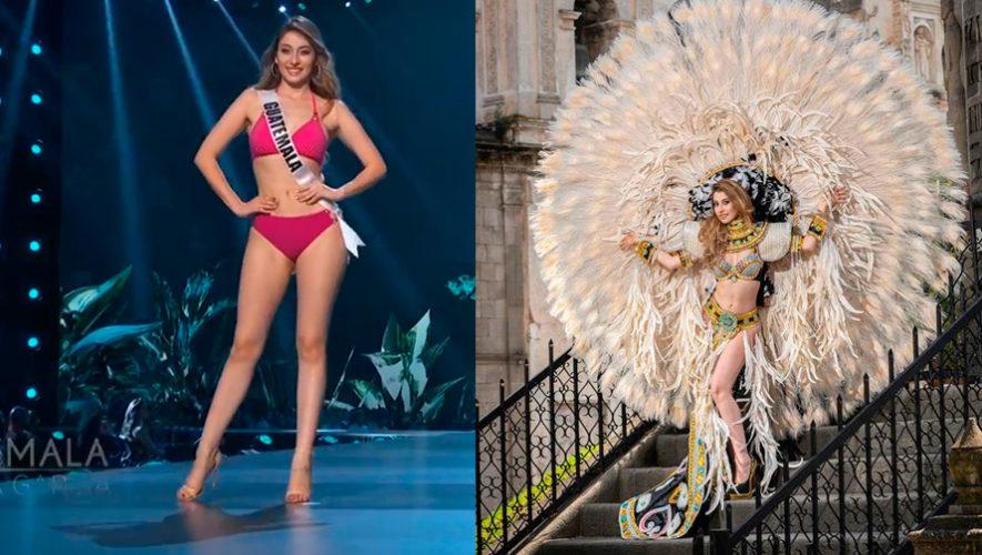 Repetición de Miss Guatemala en preliminar de Miss Universo 2018