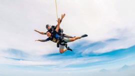 Salto en Paracaídas en Escuintla | Diciembre 2018