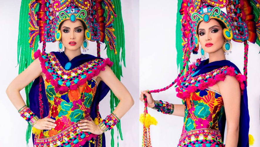Stephanie Ogaldez es una de las ganadoras del Best National Costume, Miss Supranational 2018