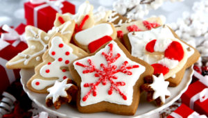 Taller gratuito para preparar galletas navideñas | Diciembre 2018