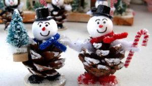 Taller gratuito para hacer frosties navideños | Diciembre 2018