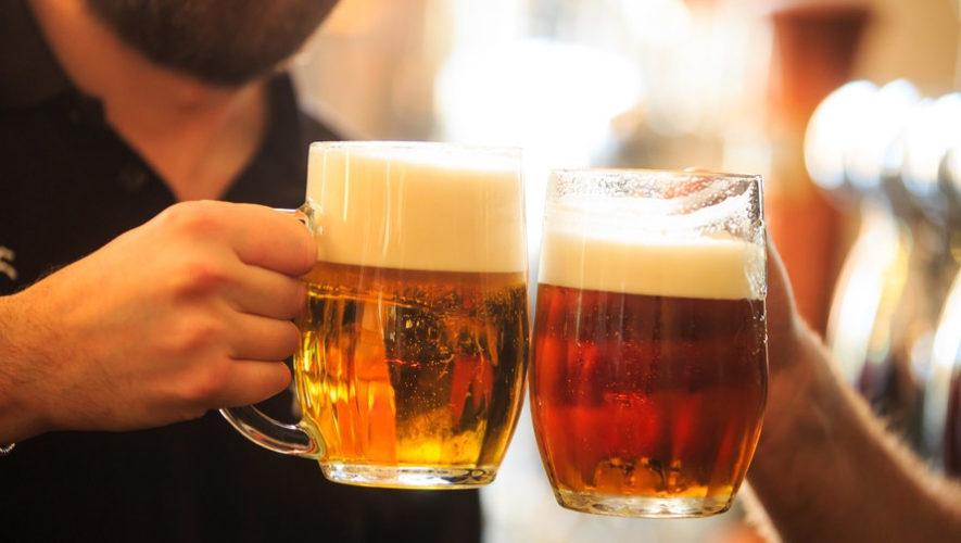 Taller para elaborar cerveza artesanal, en Fraijanes   Enero 2019