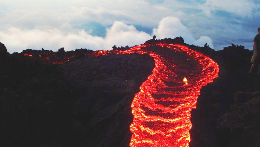 Tour al Volcán de Pacaya