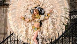 Traje tradicional de Miss Guatemala 2018 fue destacado por medios internacionales