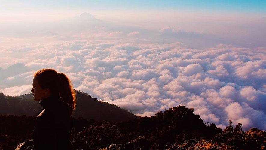 Trekking desde Sibinal al Volcán Tacaná | Diciembre 2018