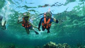 Viaje para hacer snorkel en el Lago Petén Itzá | Diciembre 2018