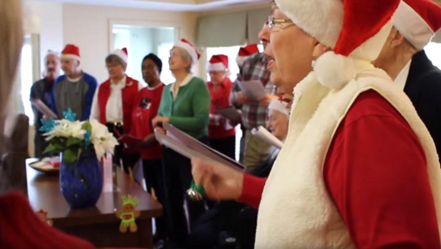 Villancicos navideños para alegrar a adultos mayores | Diciembre 2018