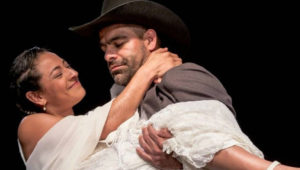 Wenses y Lala, obra de teatro romántica en Guatemala |  Febrero 2019
