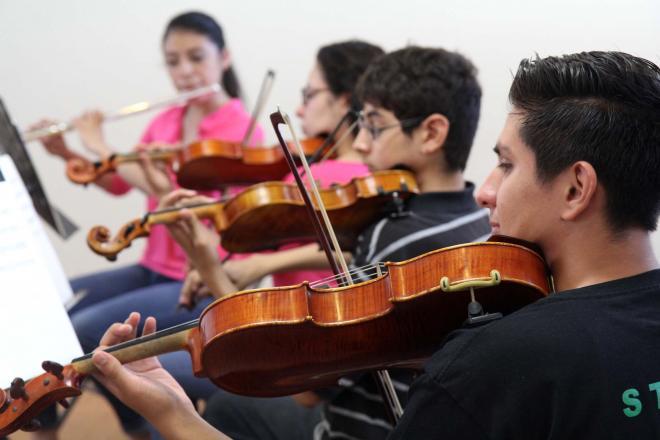 becas para músicos de la Fundación Cultural Latin Grammy