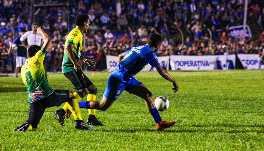 Partido de ida Cobán y Guastatoya, semifinales del Torneo Apertura | Diciembre 2018