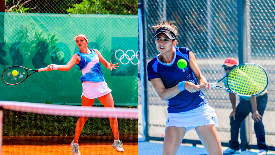 Partido benéfico de tenis Andrea Weedon vs. Gabriela Rivera | Diciembre 2018