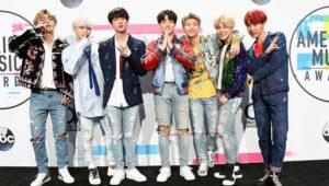 Proyección de: BTS Love Yourself Tour en Seoul | Enero 2018
