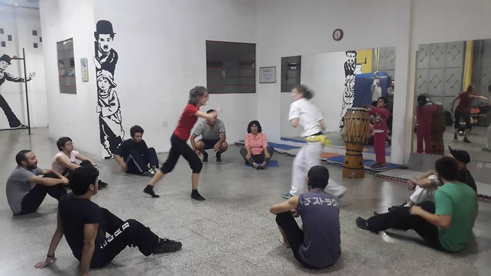 Capoeira en guatemala