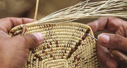 curso de cestería