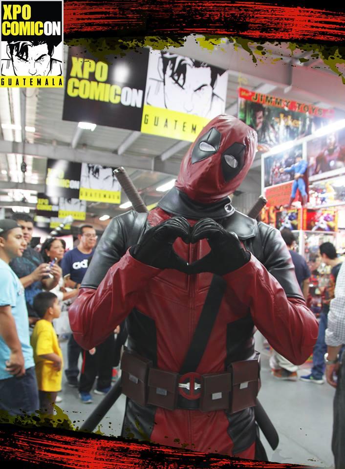 (Foto: XPO Comicon Guatemala)