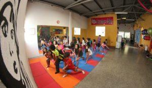 (Foto: Escuela de Circo Batz)