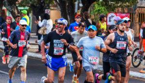81 Media Maratón Max Tott en Ciudad de Guatemala   Enero 2018