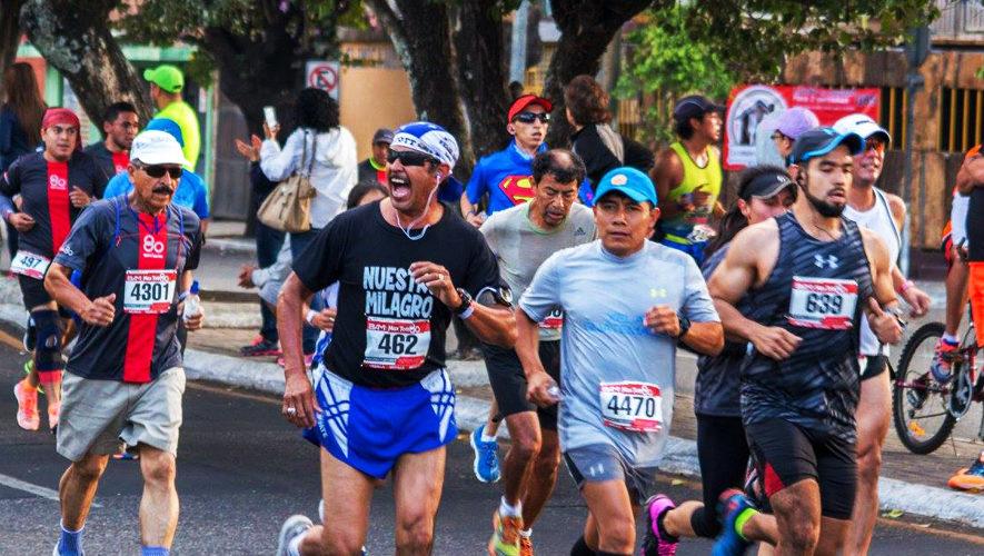 81 Media Maratón Max Tott en Ciudad de Guatemala | Enero 2018