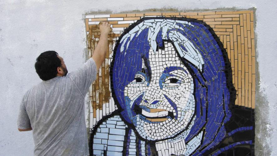 Buscan artistas para realizar un mural artístico en un edificio del Centro Histórico