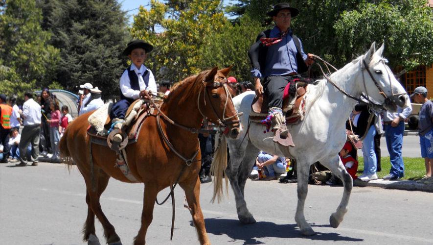 Desfile de caballos en Escuintla | Enero 2018