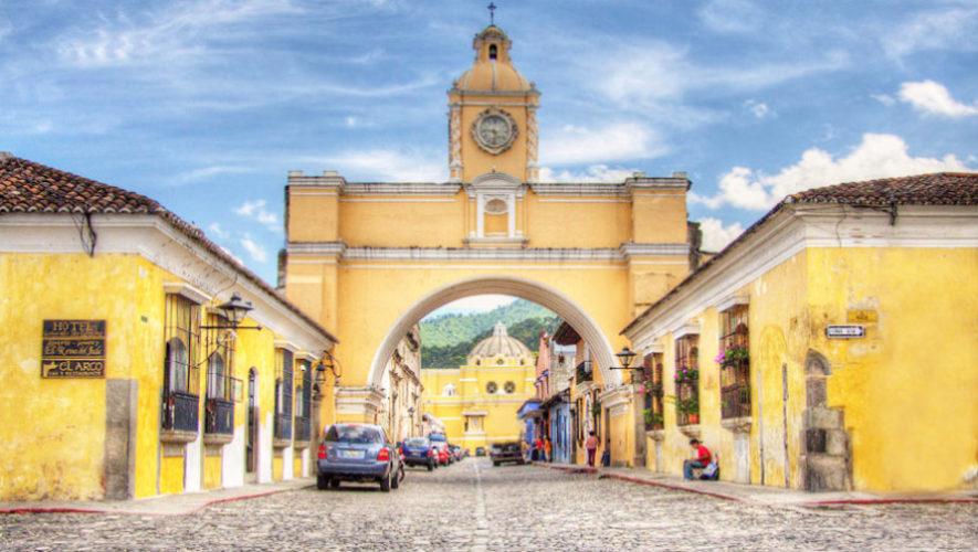 Cómo obtener la calcomanía de visitante frecuente para La Antigua Guatemala