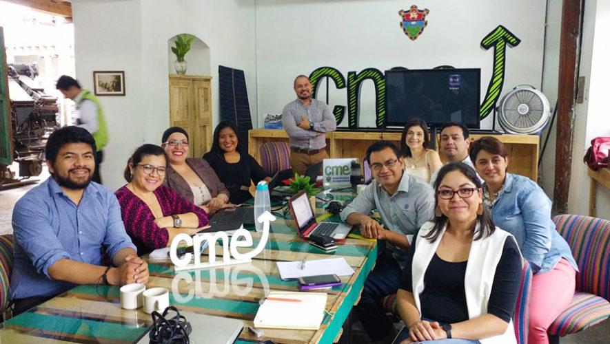 Convocatoria 2018 del Centro Municipal de Emprendimiento, Ciudad de Guatemala