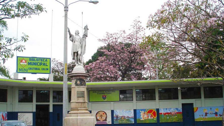 Dónde están ubicadas las Bibliotecas Públicas Municipales en la Ciudad de Guatemala