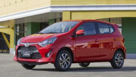 En Guatemala encuentra el nuevo Toyota Agya, el carro más económico