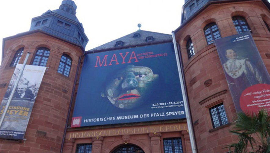 Exposición de piezas arqueológicas de los Mayas fue un éxito en Europa