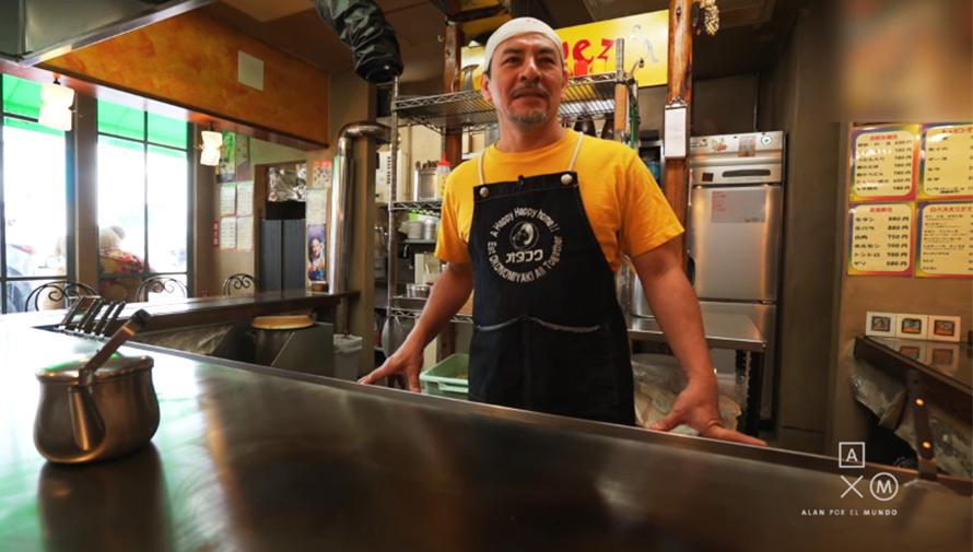 Fernando López, chef guatemalteco se vuelve una celebridad en Japón por sus platillos