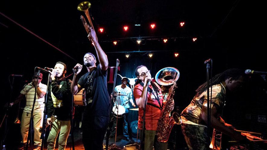 Festival de jazz en Guatemala | Enero 2018