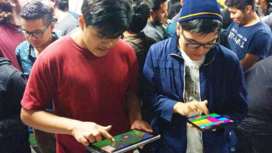 Forma parte del evento Global Game Jam 2018 en Guatemala
