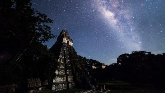Foto de Tikal destaca en National Geographic en Español