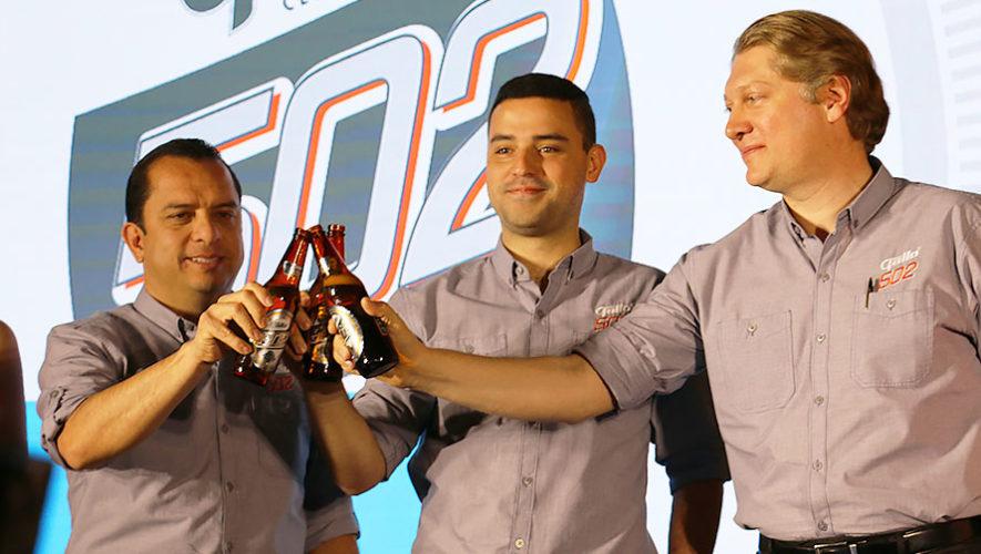 Gallo creó una nueva cerveza inspirada en los guatemaltecos, Gallo 502