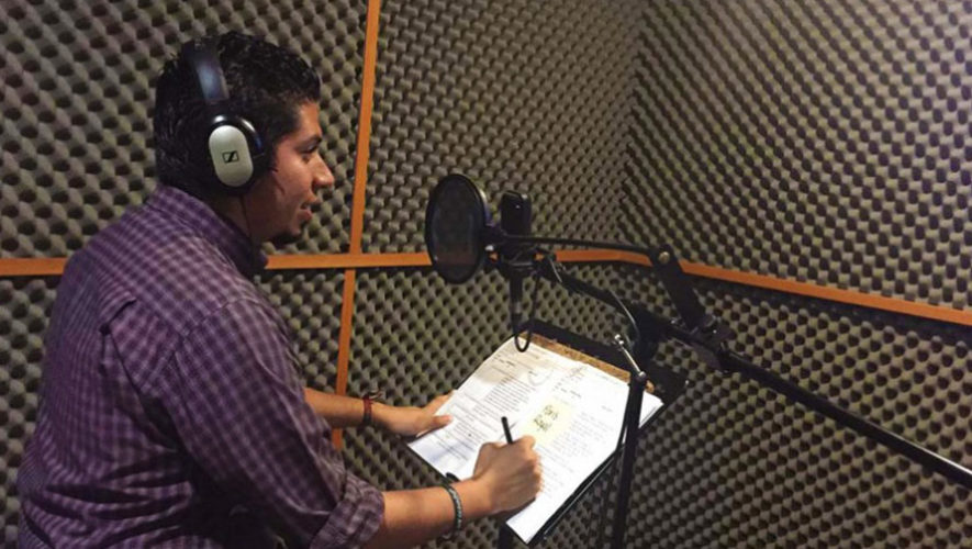 Guatemalteco es la voz principal de una serie de National Geographic